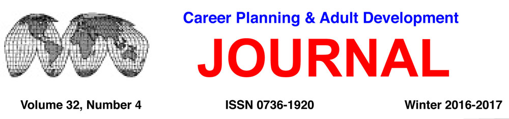 Career Planning Journal